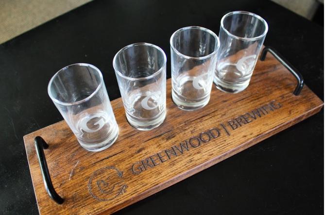 Greenwood Sample Board