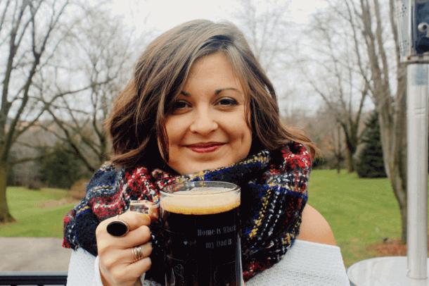 Megan Greenwood Owner Greenwood Brewing