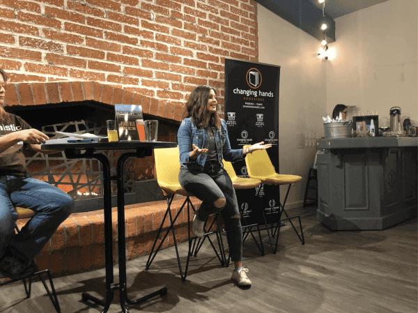 Woman Business Owner Megan Greenwood