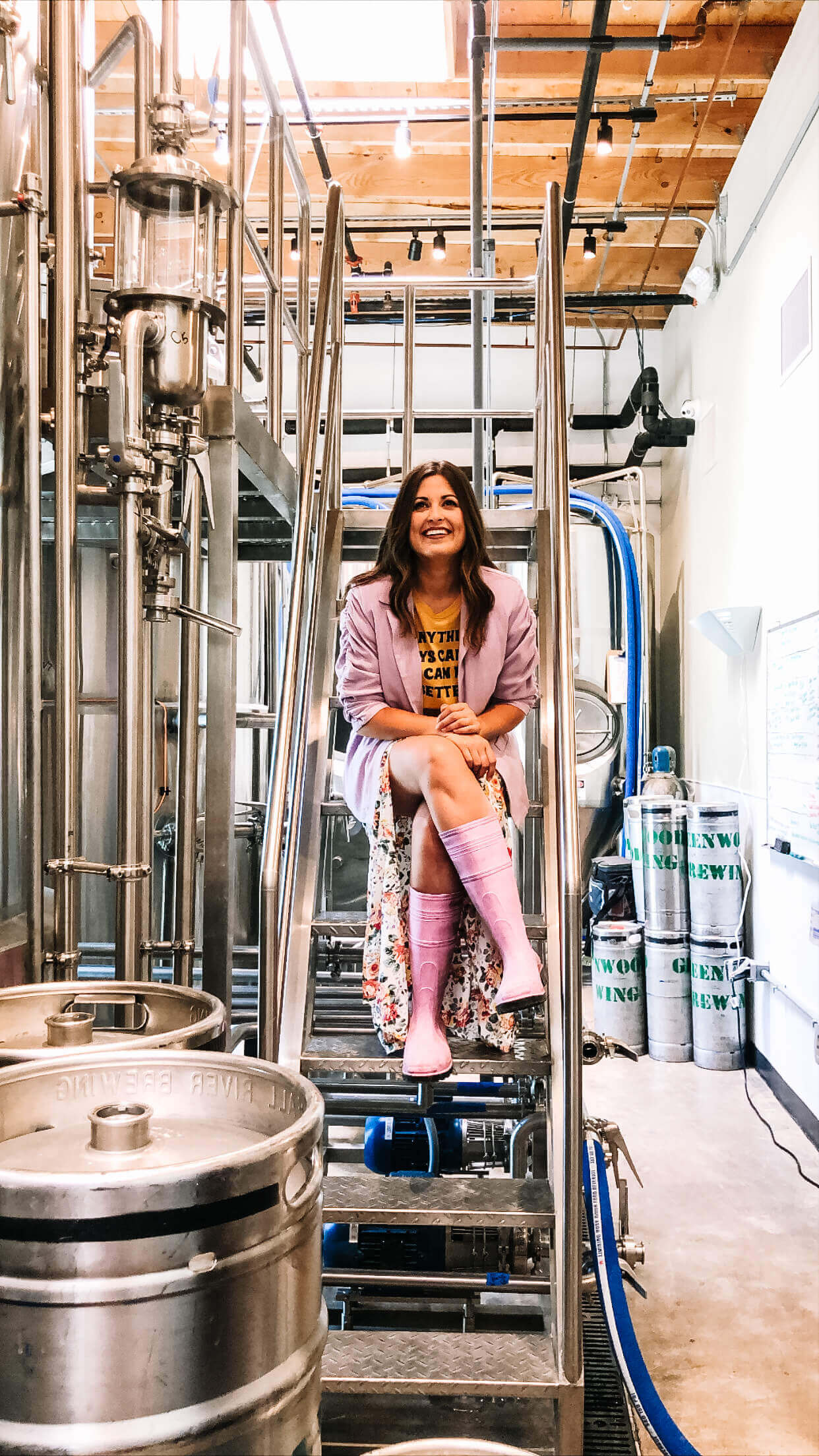 Megan Greenwood Arizona's Only Woman-Owned Brewery